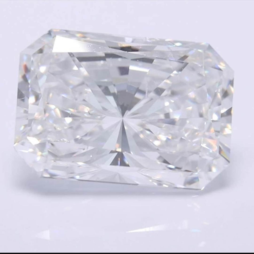 Radiant Diamond - Carat Weight: 2.06
