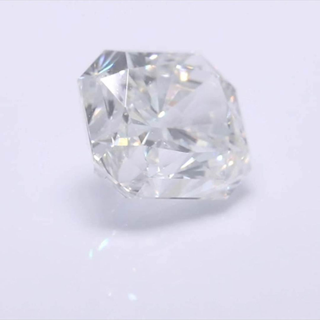 Radiant Diamond - Carat Weight: 1.03