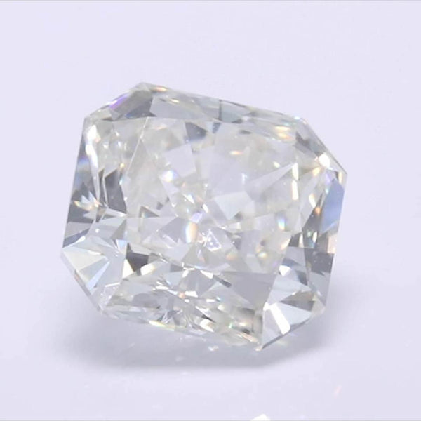 Radiant Diamond - Carat Weight: 1.08