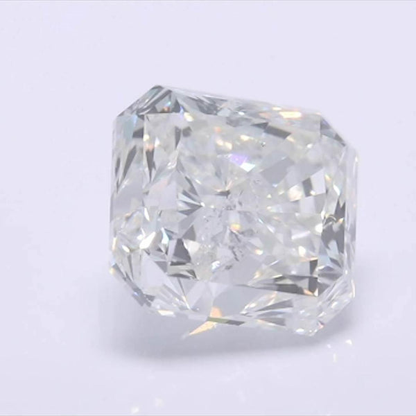 Radiant Diamond - Carat Weight: 1.23