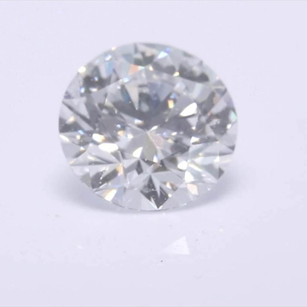 Round Diamond - Carat Weight: 0.53