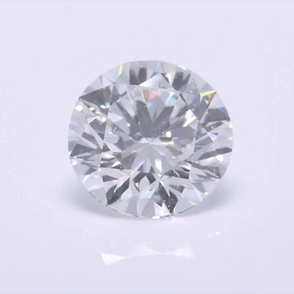 Round Diamond - Carat Weight: 0.6