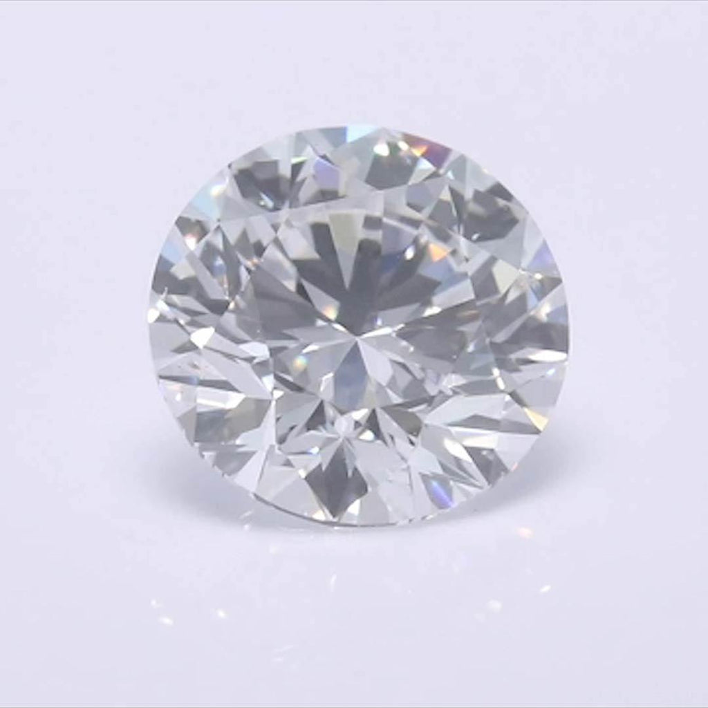 Round Diamond - Carat Weight: 0.65