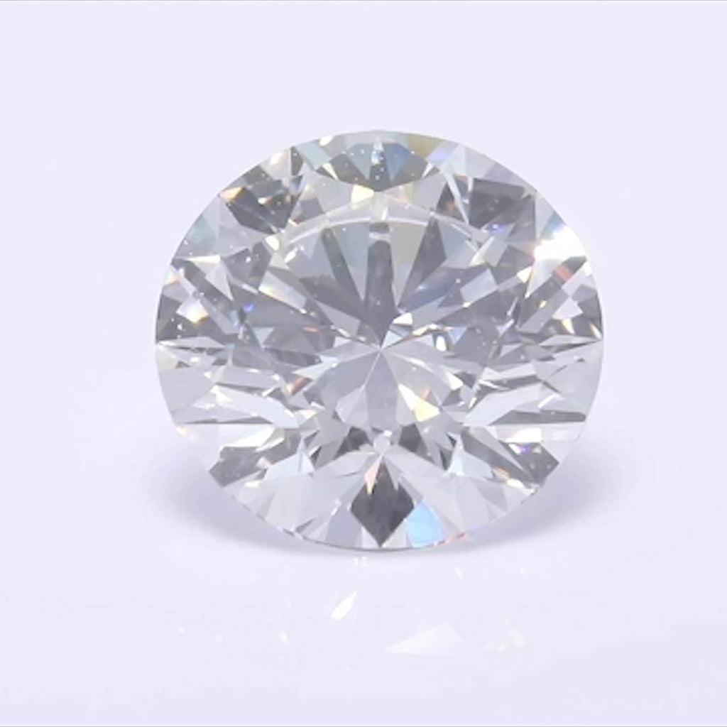 Round Diamond - Carat Weight: 0.72