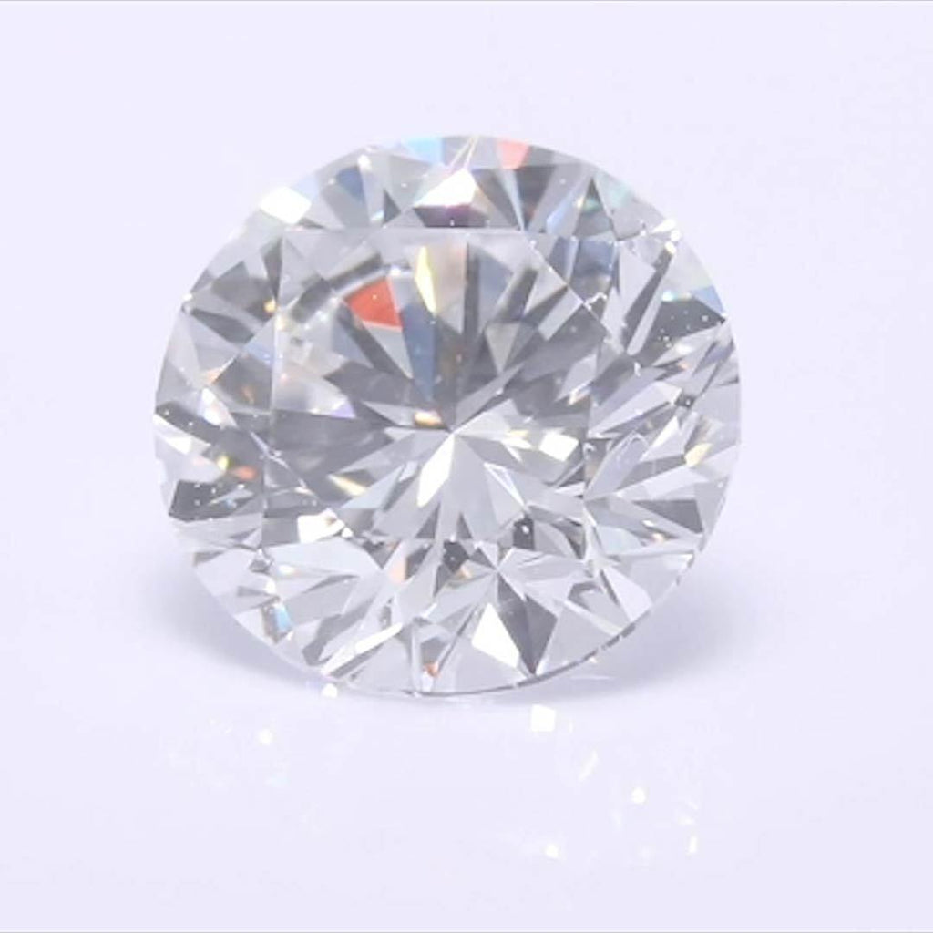 Round Diamond - Carat Weight: 0.79