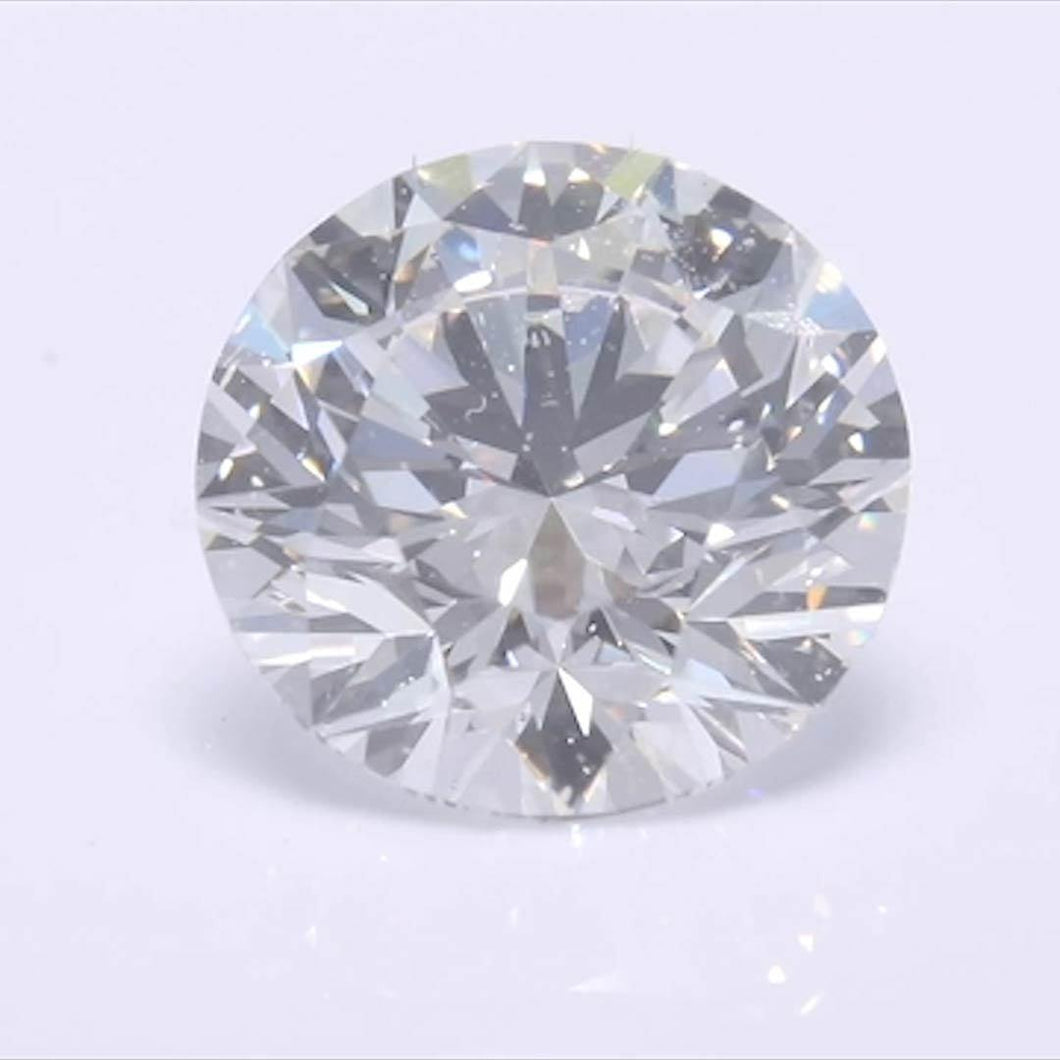 Round Diamond<br>Carat Weight: 0.9