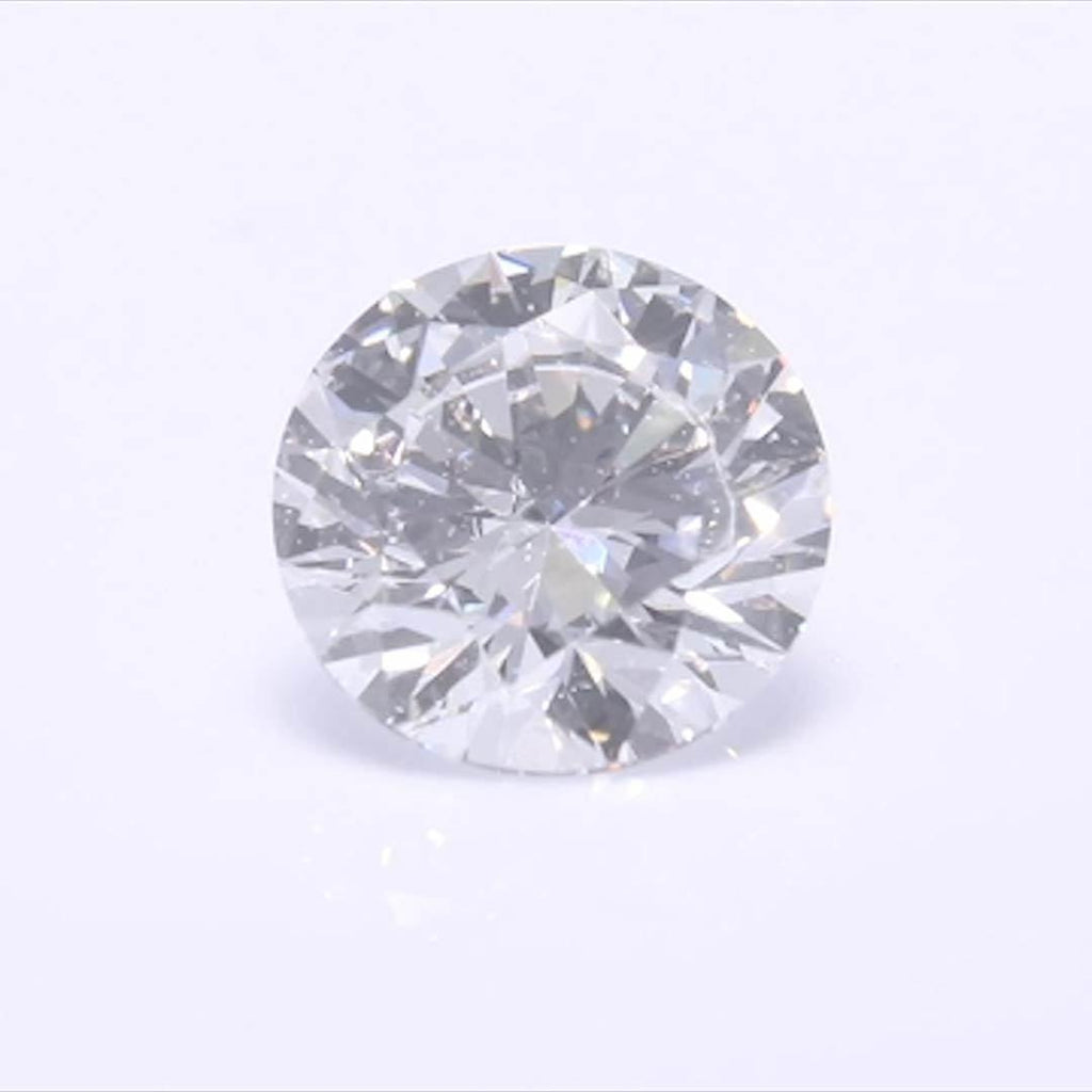 Round Diamond - Carat Weight: 0.51