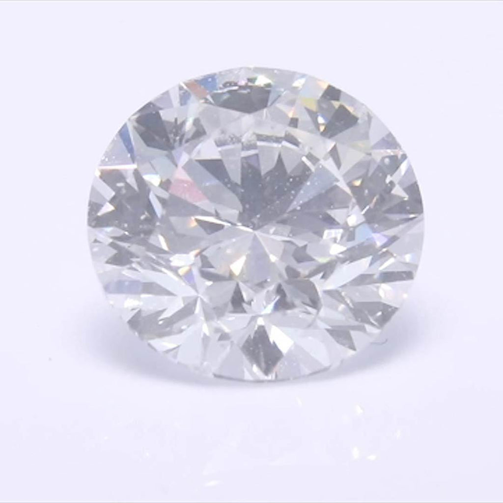 Round Diamond - Carat Weight: 1