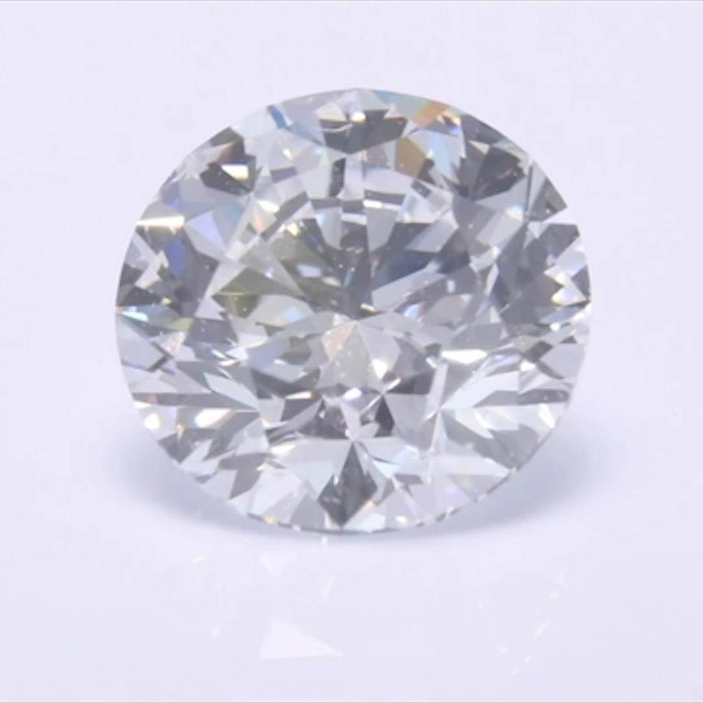 Round Diamond - Carat Weight: 1.01