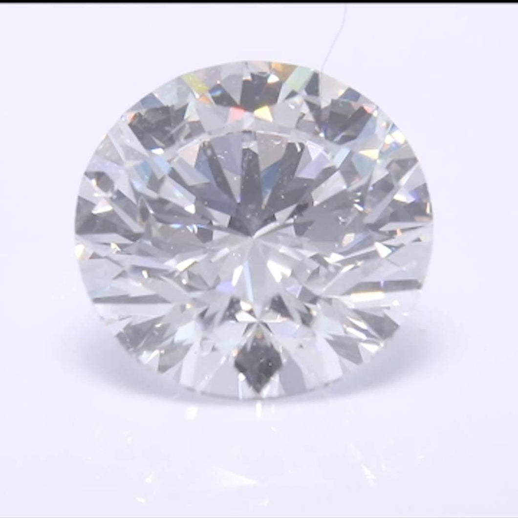 Round Diamond<br>Carat Weight: 1.58