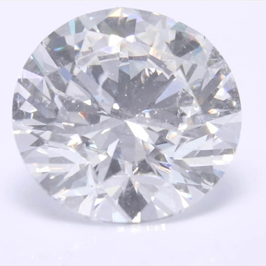 Round Diamond - Carat Weight: 2.02