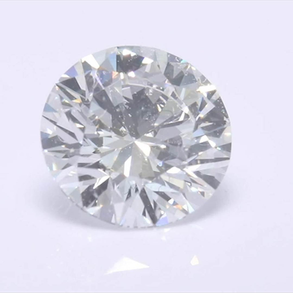 Round Diamond - Carat Weight: 1.09