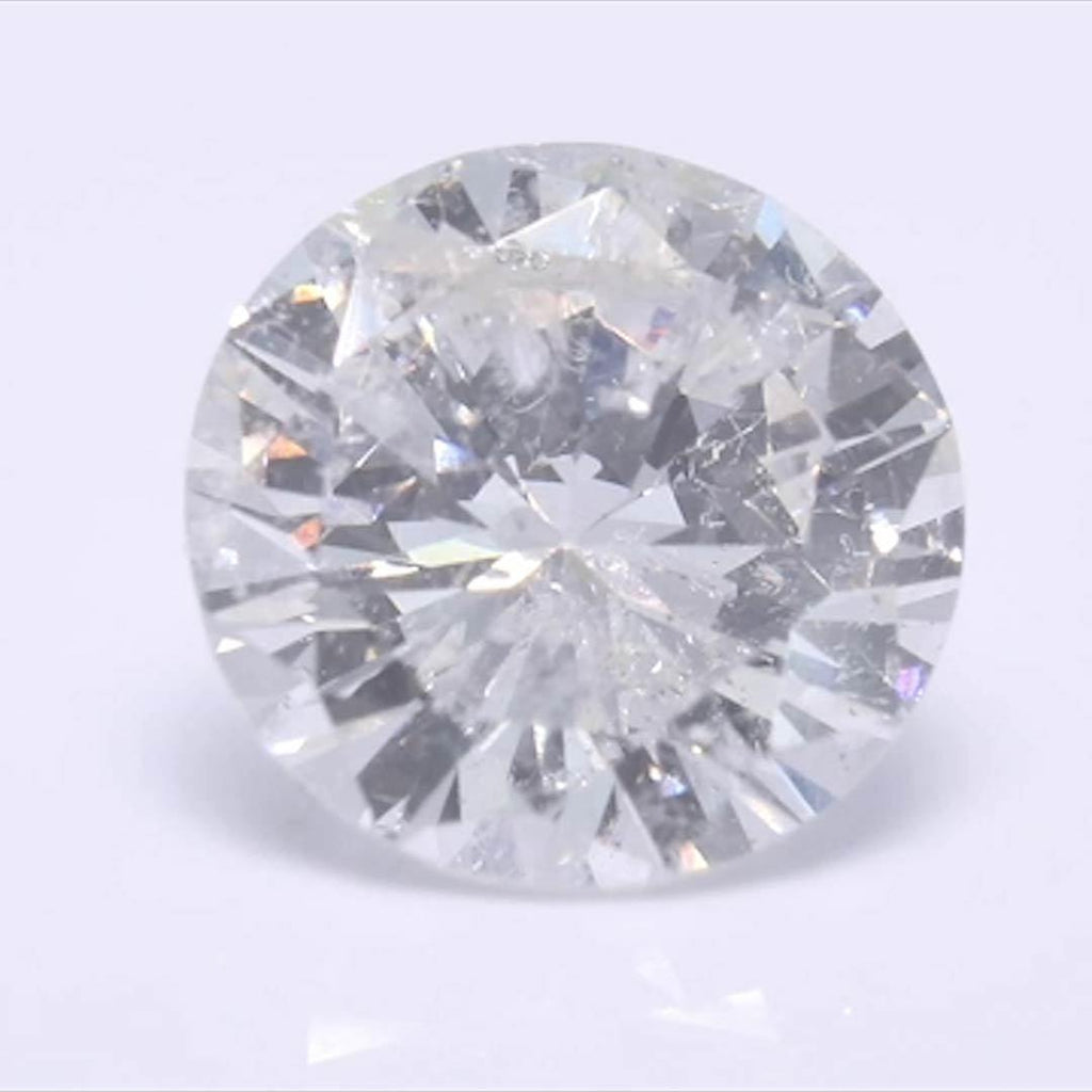 Round Diamond - Carat Weight: 1.34