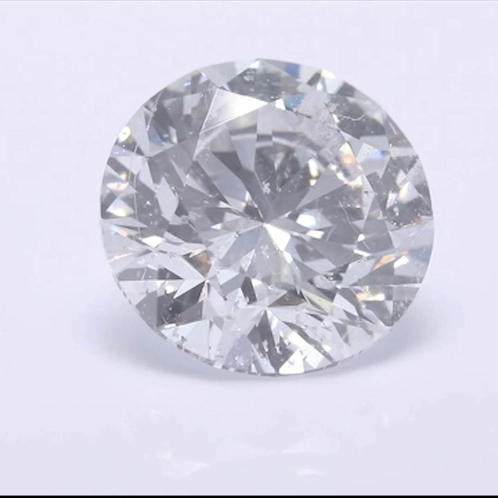 Round Diamond - Carat Weight: 1.07