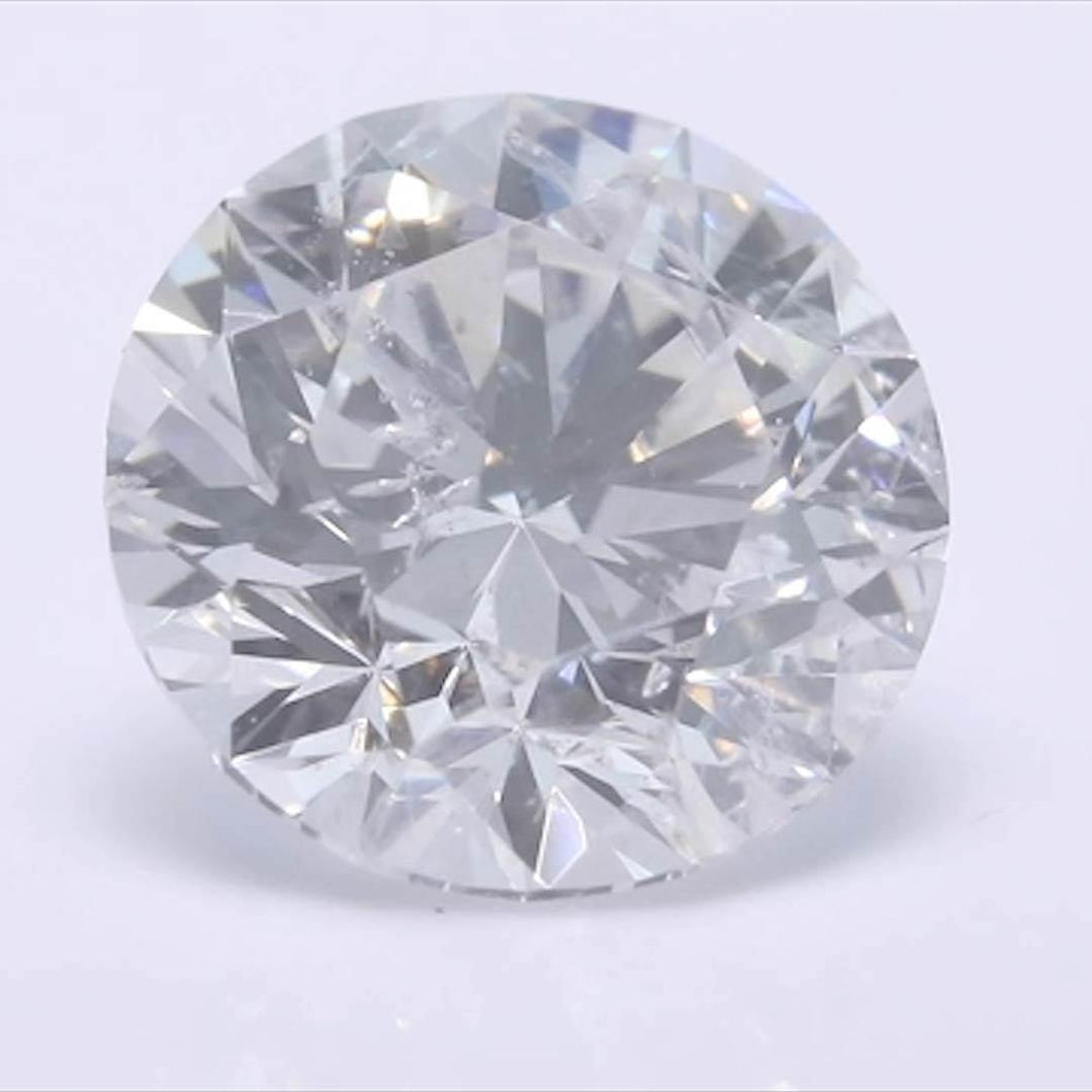Round Diamond<br>Carat Weight: 1.13