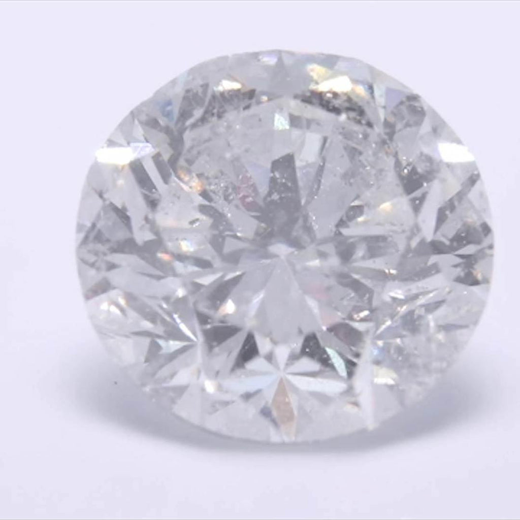Round Diamond - Carat Weight: 1.94