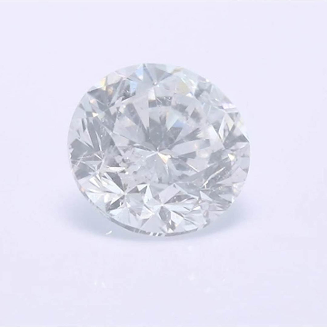 Round Diamond<br>Carat Weight: 0.95