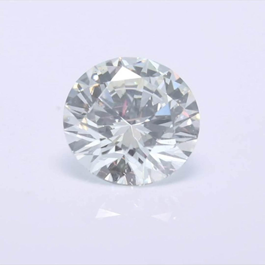 Round Diamond - Carat Weight: 1.02