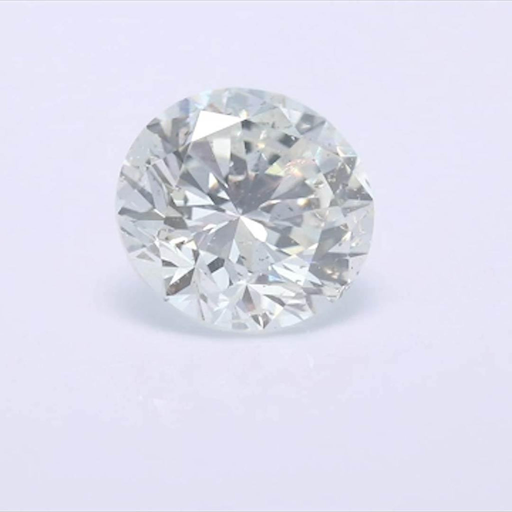 Round Diamond - Carat Weight: 1.1