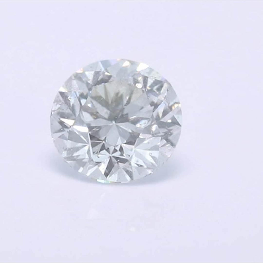 Round Diamond - Carat Weight: 0.71