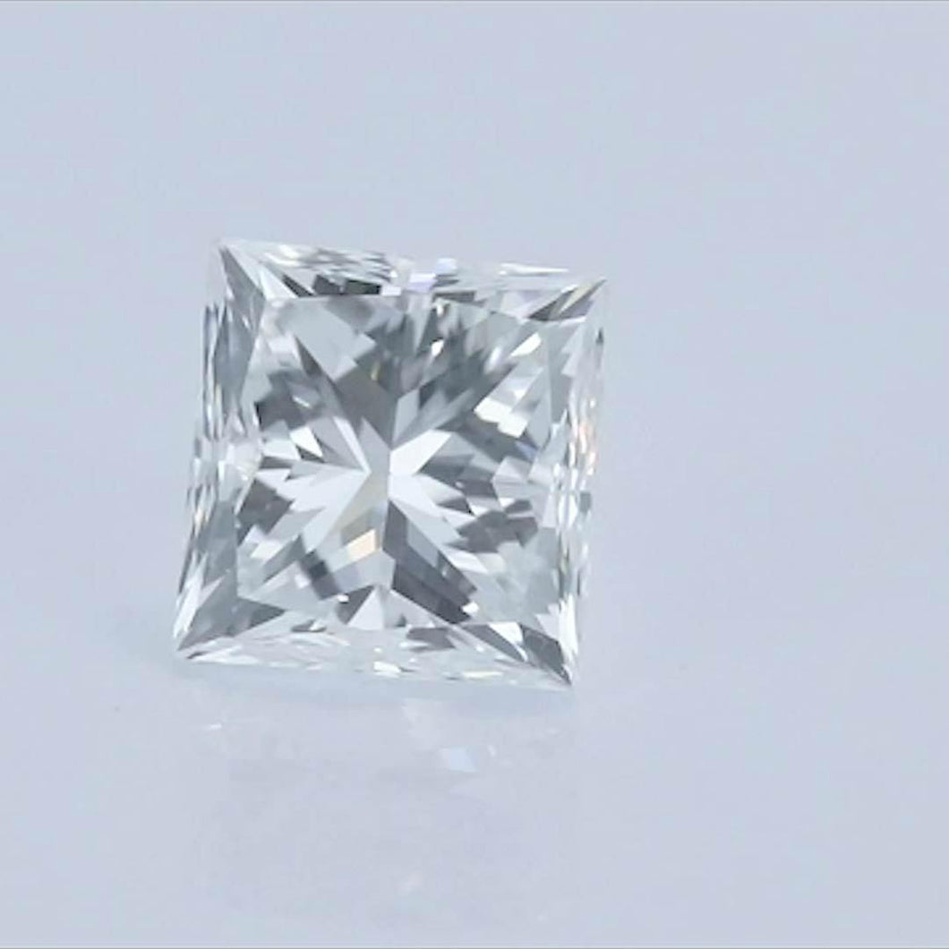 Princess Diamond<br>Carat Weight: 0.7