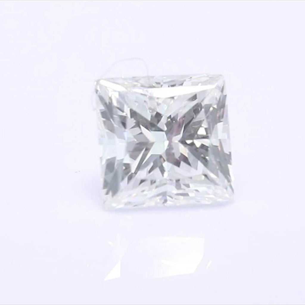 Princess Diamond - Carat Weight: 0.76