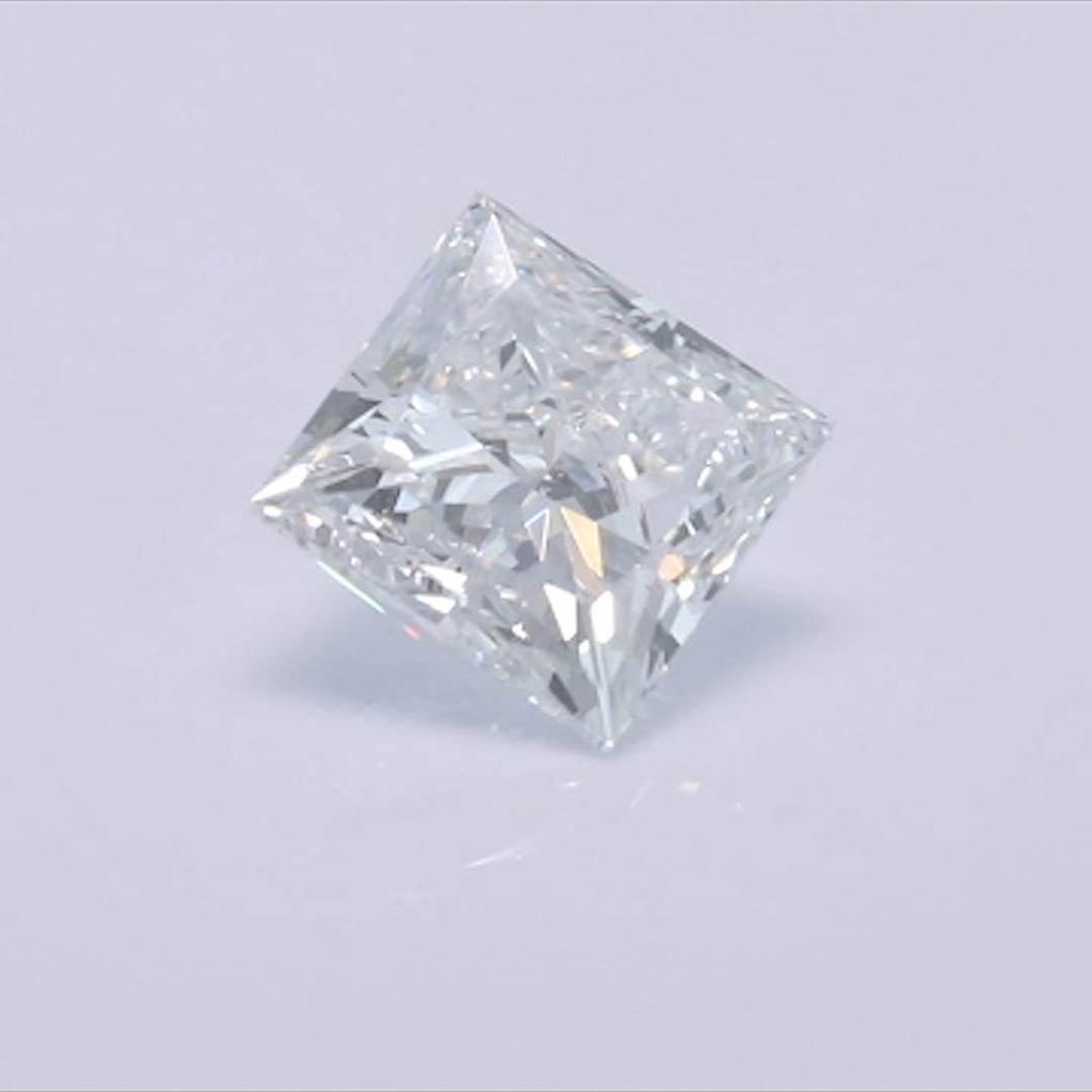 Princess Diamond - Carat Weight: 0.53