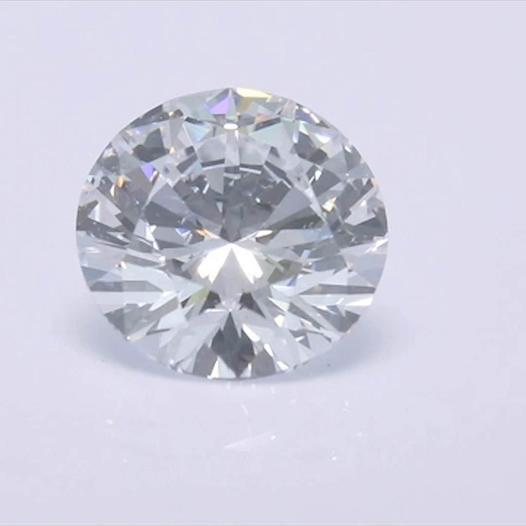 Round Diamond - Carat Weight: 0.8