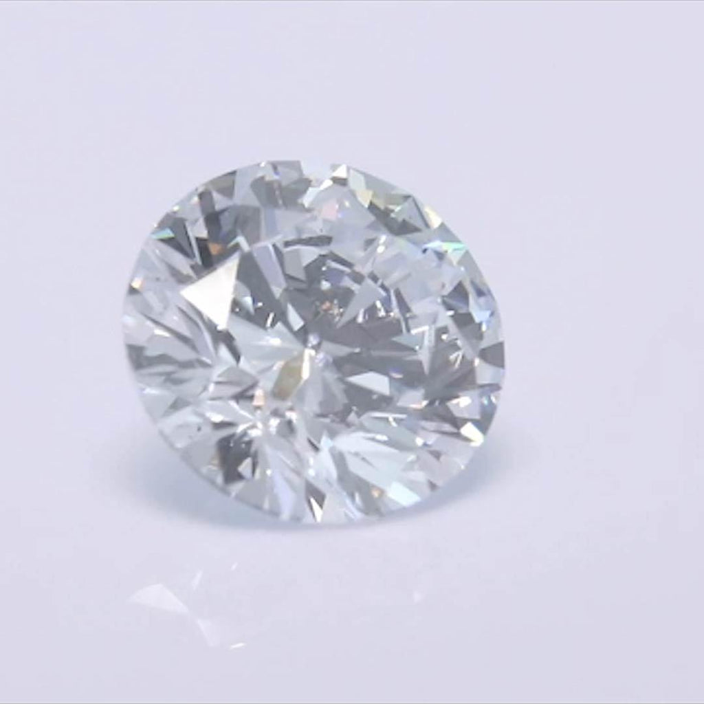 Round Diamond - Carat Weight: 0.82