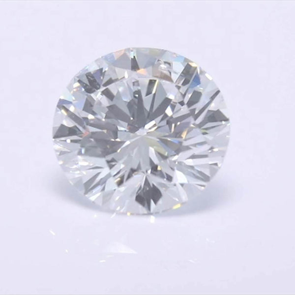 Round Diamond - Carat Weight: 1.06