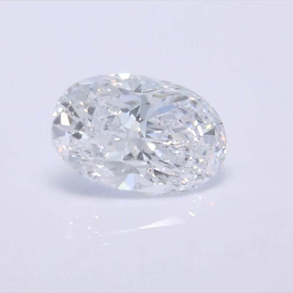 Oval Diamond - Carat Weight: 0.81
