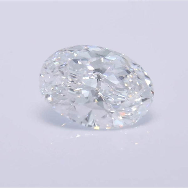 Oval Diamond - Carat Weight: 0.94