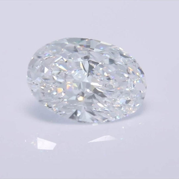 Oval Diamond - Carat Weight: 1.12