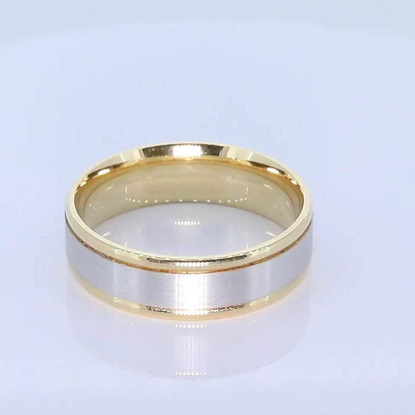 Wedding Band Ring Male