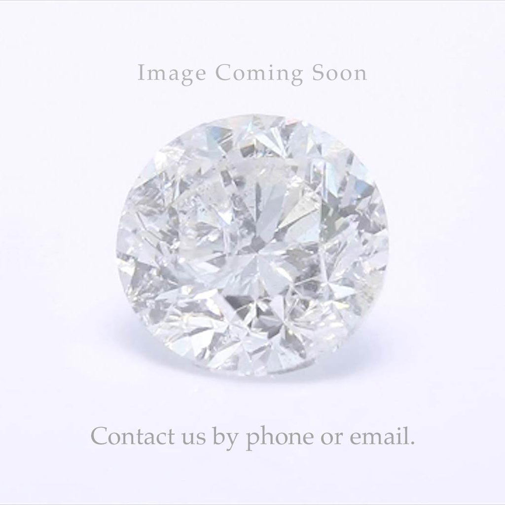 Round Diamond - Carat Weight: 3.45