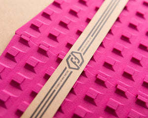 FF TRACTION PAD 2 PIECES PINK