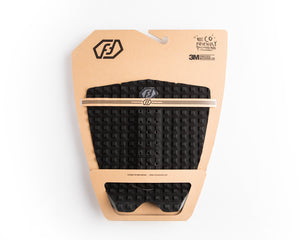 FF TRACTION PAD 3 PIECES BLACK