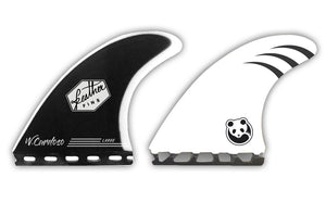 "WILLIAN CARDOSO ""PANDA "" SIGNATURES FIBERGLASS. SINGLE TAB"