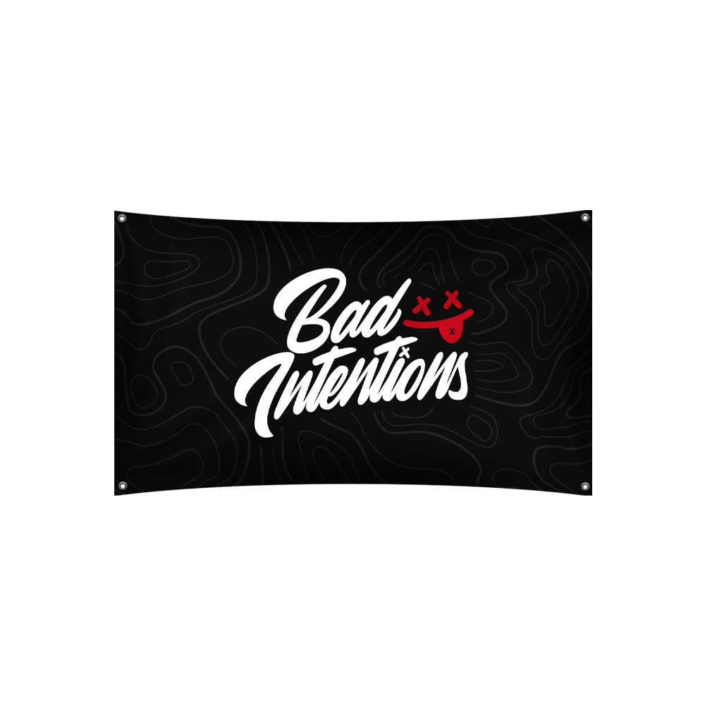 Bad Intentions Flag