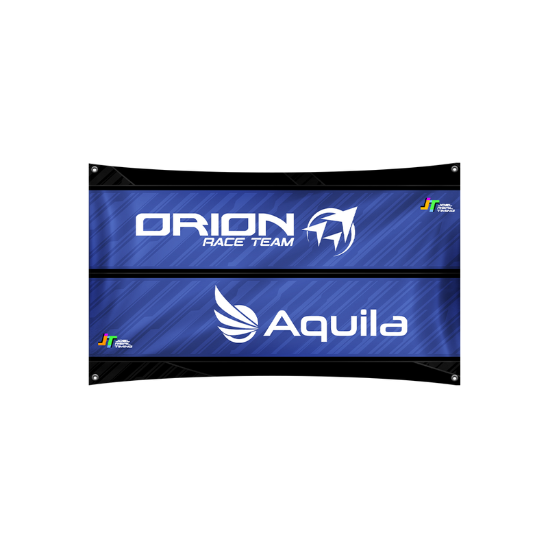 Orion & Aquila Race Teams Flag