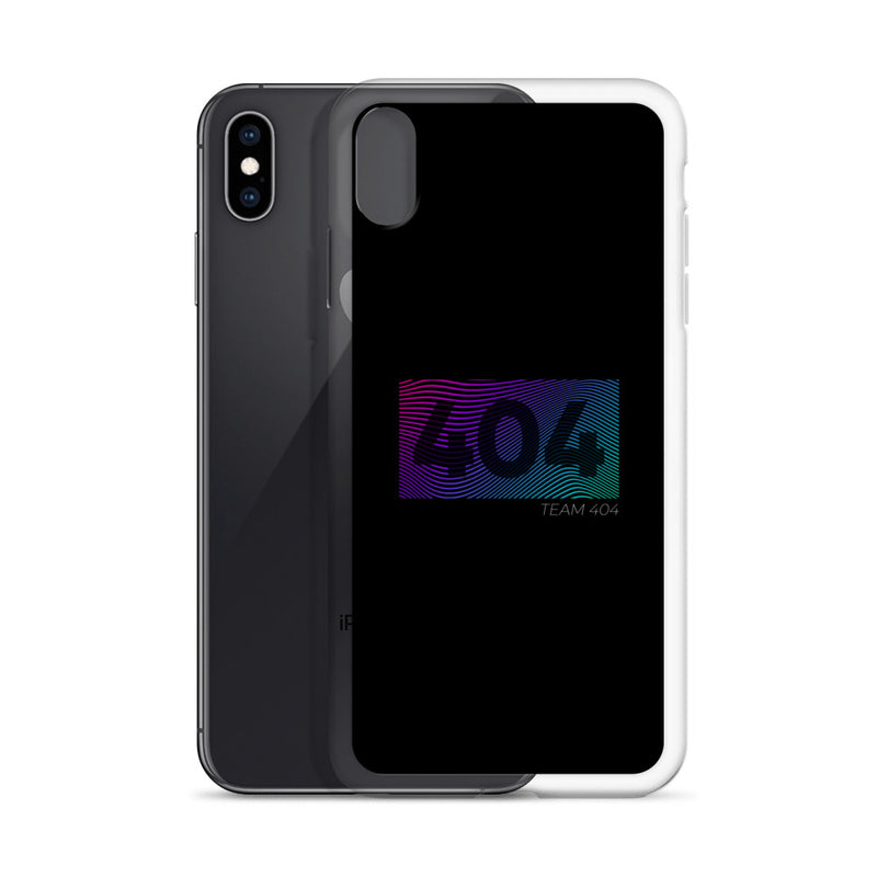 404 iPhone Case
