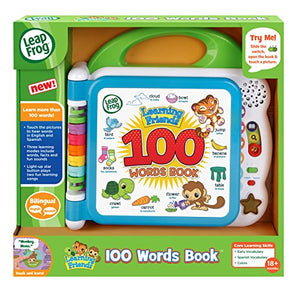 Learning Friends 100 Words Book