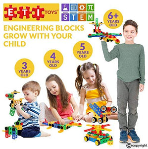 STEM Learning Building Blocks
