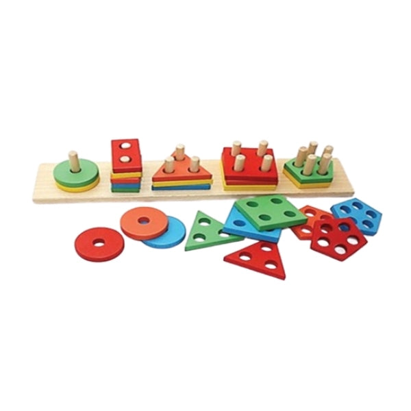 Math Geometry Shape Set