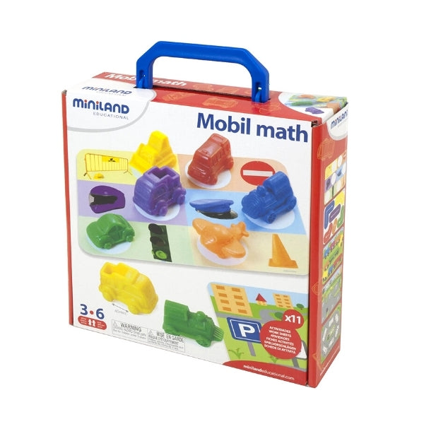 Activity Mobil Math