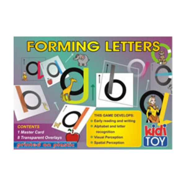 Forming Letters
