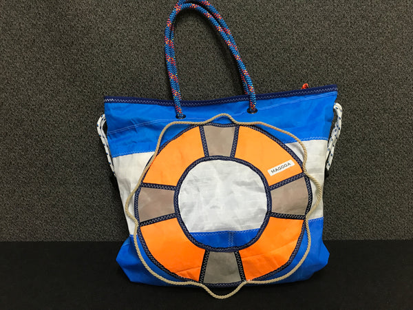 Borsa Laguna Life Belt Blu Orange