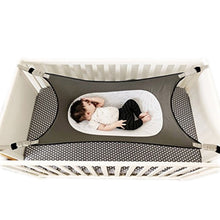 Load image into Gallery viewer, OLOEY Infant Baby Hammock Newborn Kid Sleeping Bed Safe Detachable Baby Cot Crib Swing Elastic Hammock Adjustable Net Portable