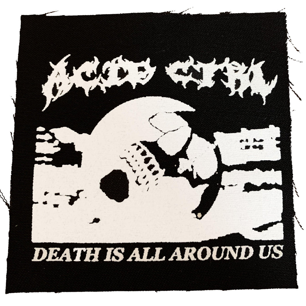 DEATH'S HEAD PATCH
