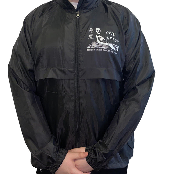 LAY TO REST WINDBREAKER